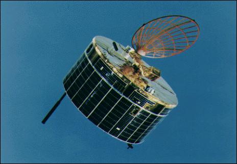 Première sonde interplanétaire de son pays, cette sonde a survolé la comète de Halley en 1986.Quel est son nom ?