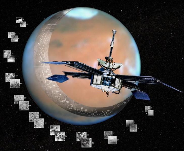 En 2016, cette sonde a survolé Jupiter à basse altitude afin d'étudier son atmosphère.Elle s'appelle :