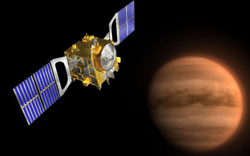 Cette sonde spatiale a plongé dans l'atmosphère en 2015 après avoir étudié pendant huit années le climat de Vénus.Elle se nomme...