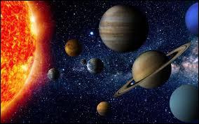 Quelle est la position de la planète Mars dans le Système solaire par ordre de distance croissante en partant du Soleil ?