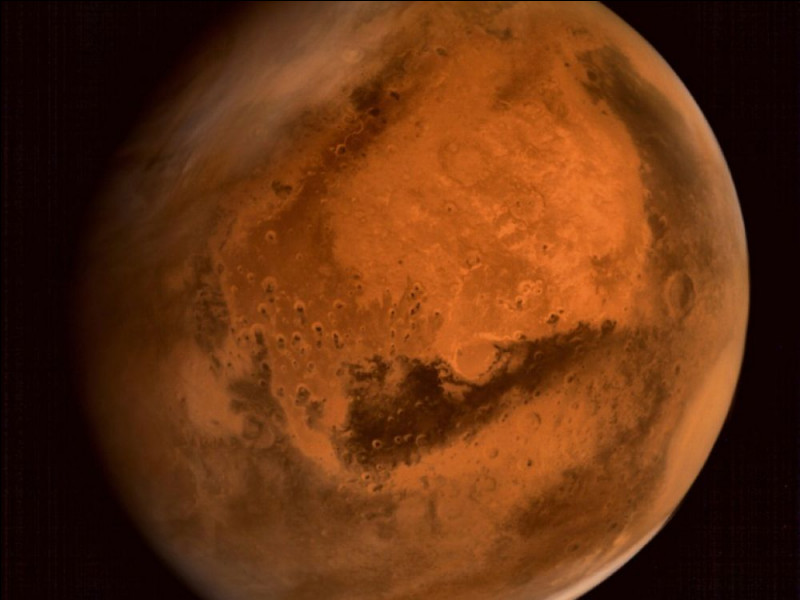 Quel surnom est donné à la planète Mars ?