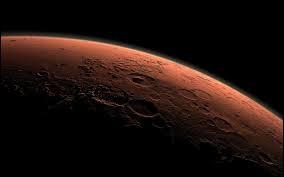 Mars est une planète tellurique.