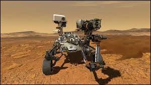Parlons à présent de la mission Mars 2020. Quand a été lancée la sonde spatiale Mars 2020 transportant l'astromobile Perseverance ?
