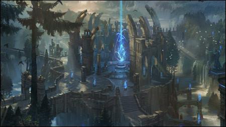 """Dans la map Summoner's Rift (Faille de l'invocateur), combien y a-t-il de """"portes"""" pour entrer dans la jungle ?"""