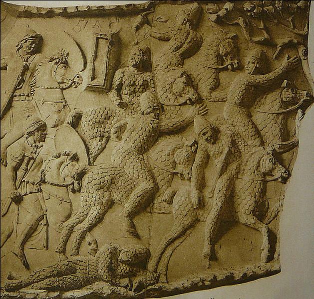 Ve s. > Quelque 500 000 Sarmates, Ostrogoths et Germains traversent l'Europe occidentale sous la conduite de Radaghis et attaquent l'Italie en 406. Mais qui sont ses Sarmates ?