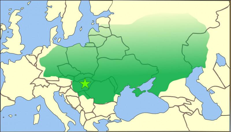Dans leur sillage - entre 409 et 417 - les soulèvements de Bagaudes atteint le bord de Loire puis la Loire inférieure et s'étend...(Complétez !)