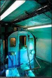 Quelle est la particularité de l'épreuve du métro ?