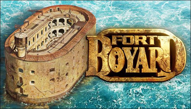 Qui a présenté Fort Boyard cette année-là ?