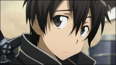 De quel animé provient le personnage Kazuto Kirigaya ?