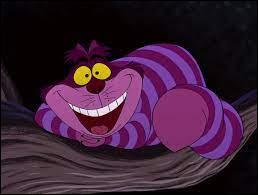 """Quel est le pouvoir du chat du Cheshire dans """"Alice au pays des merveilles"""" ?"""
