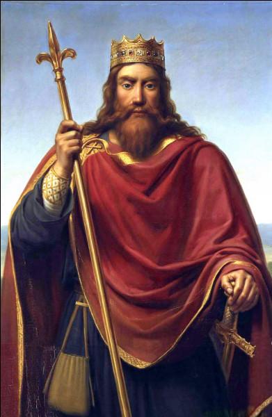 """On nomme Clovis, le premier roi des Francs. Il laissa une grande empreinte sur son royaume ainsi qu'une grande descendance. Vous souvenez-vous du nom de ses quatre fils qui devinrent """"roi des Francs"""" ?"""