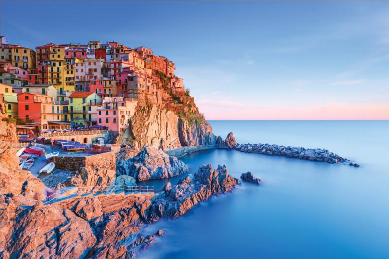 Dans quel pays européen se situent les Cinque Terre ?