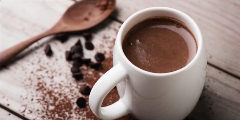 Quel pays est réputé pour son chocolat chaud ?
