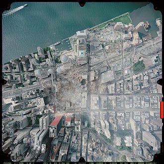 En quelle année le World Trade Center avait-il déjà été visé ?