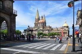 La ville de Guadalajara se situe-t-elle en Espagne ?