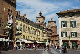 La ville de Ferrare se situe-t-elle en Espagne ?