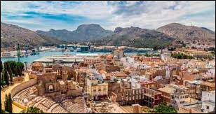 La ville de Murcie se situe-t-elle en Espagne ?