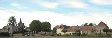 Ancienne commune Bourbonnaise, Givarlais se situe dans l'ancienne région ...