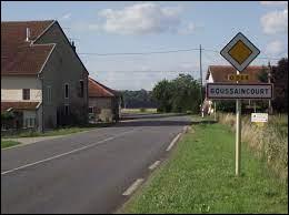 Nous sommes dans le Grand-Est, à l'entrée de Goussaincourt. Village de la Communauté de communes Commercy-Void-Vaucouleurs, il se situe dans le département ...