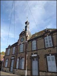 Commune Eurélienne, Saumeray se situe en région ...
