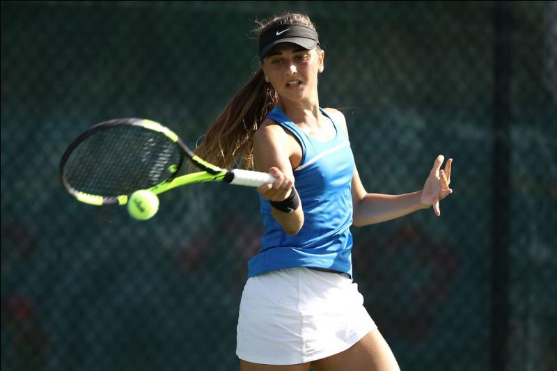 Quelle joueuse de tennis n'a jamais été titrée en simple ?