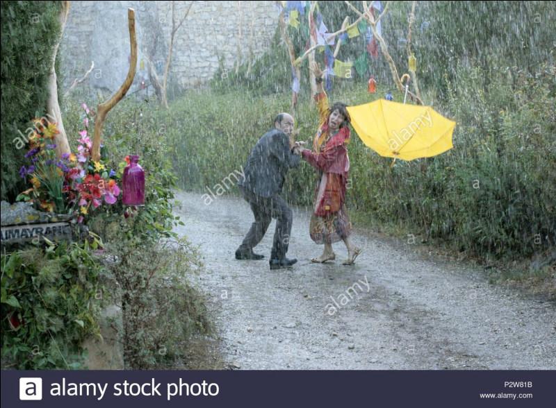 À quelle période la mousson a-t-elle lieu en Inde ?