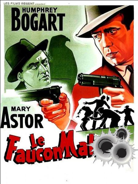 """Ceux que l'on côtoie sont authentiques, mais celui-ci est de cinéma : c'est """"Le Faucon Mal..."""""""