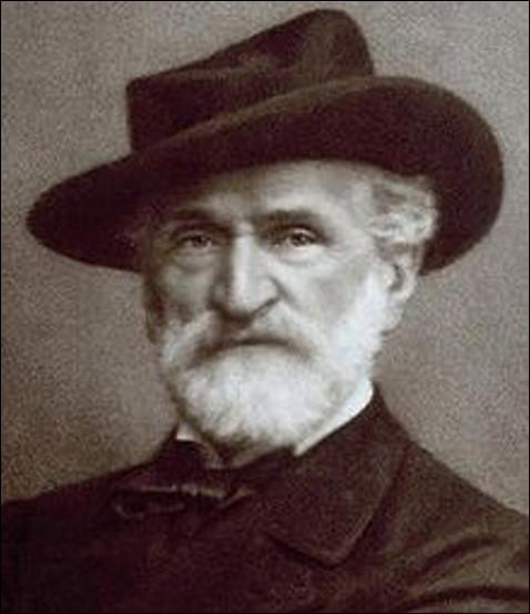 Qui est ce compositeur italien d'opéras, auteur de la traviata, un opéra en trois actes ?