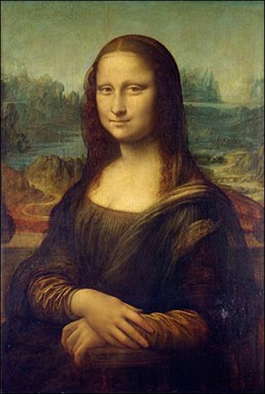 Qui a réalisé le portrait de Mona Lisa ?