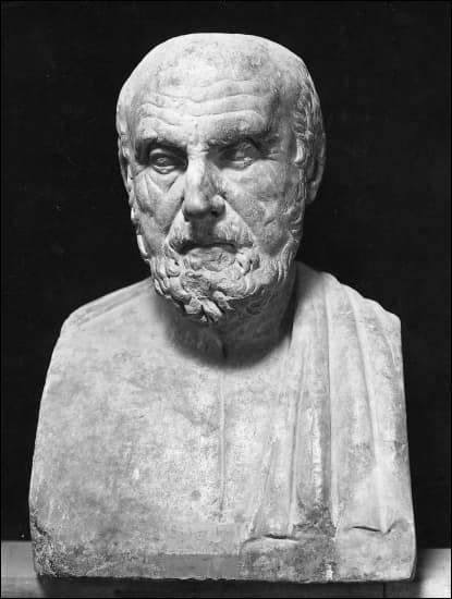 """Qui est ce médecin et philosophe grec considéré comme """"le père de la médecine"""" ?"""