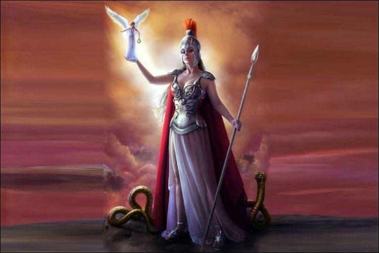 Quelles affirmations sur Athéna sont vraies ?