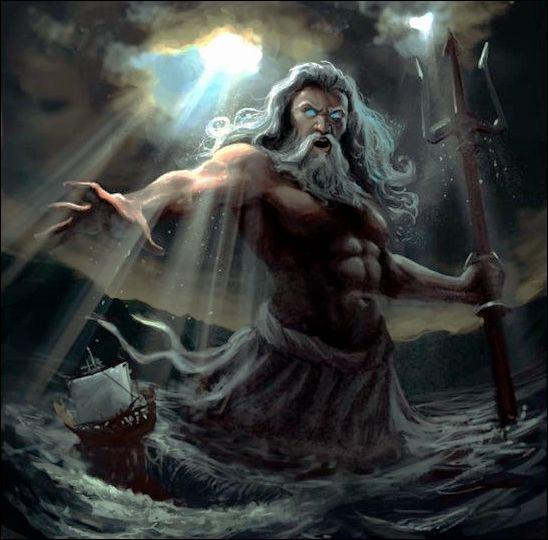 Quelles affirmations sur Poséidon sont vraies ?