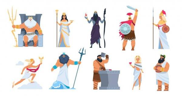 Qui sont les Olympiens ?