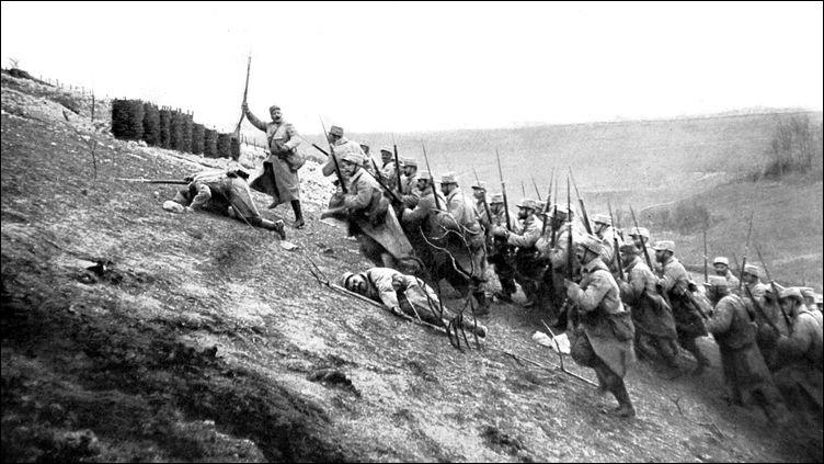 Quand débute la Première Guerre mondiale ?
