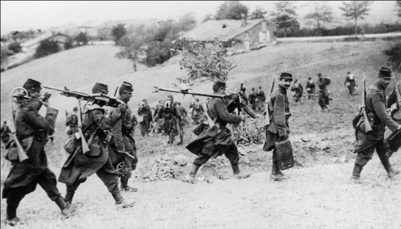 Qui a gagné la bataille de la Marne ?