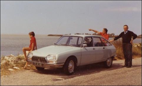 Enfin, arrivé au bord de mer ! Mais avec quelle auto ?