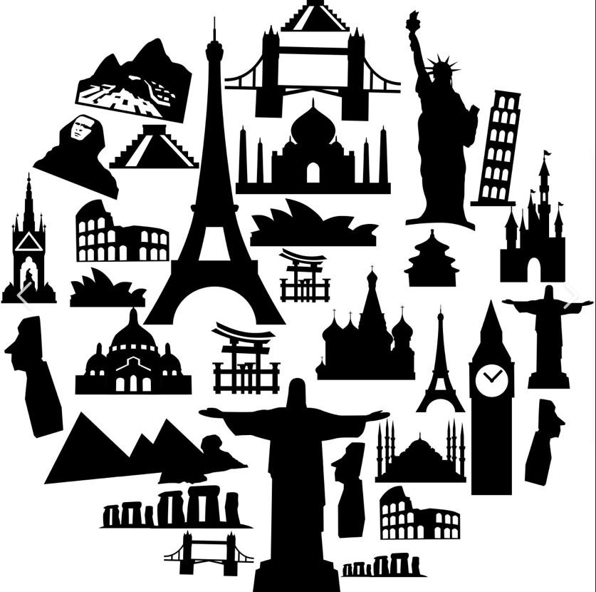 Capitales du monde de A à Z