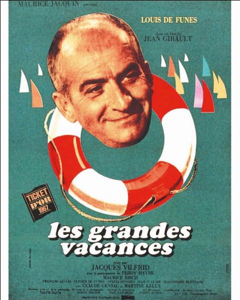 Les Grandes Vacances (1967)