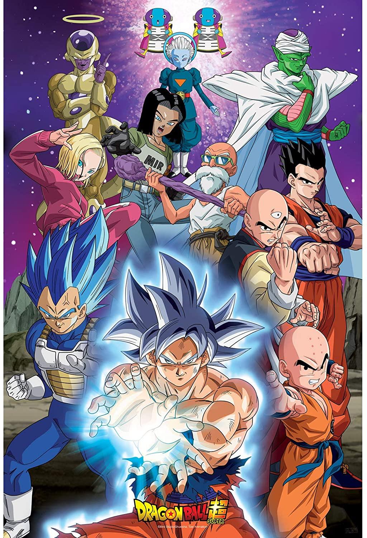 Les personnages de 'Dragon Ball'
