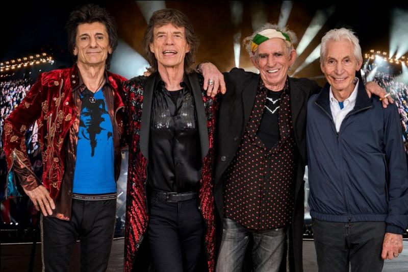 Musique   Parmi ces chansons, laquelle n'a pas été enregistrée par les Rolling Stones ?