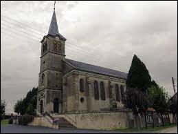 Nous terminons notre balade dans le Grand-Est devant l'église Saint-Pierre de Virming. Village du Saulnois, il se situe dans le département ...