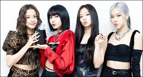 Est-ce que Somi a des liens avec une des Blackpink ?