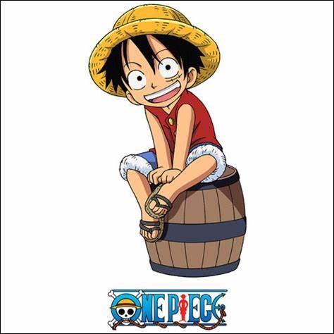 Dans le manga ''One Piece'', qui a donné à Luffy son chapeau de paille ?