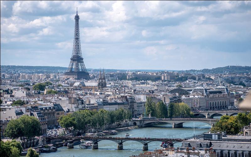 Bienvenue... Paris.