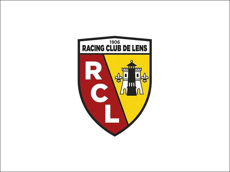Est-ce le logo du club du RC Lens ?