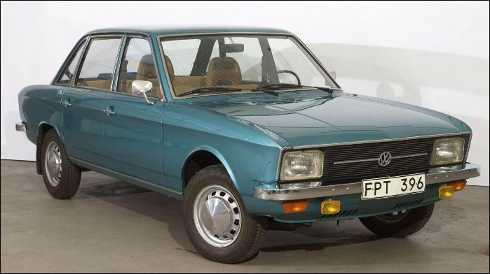C'est une Volkswagen K 70.