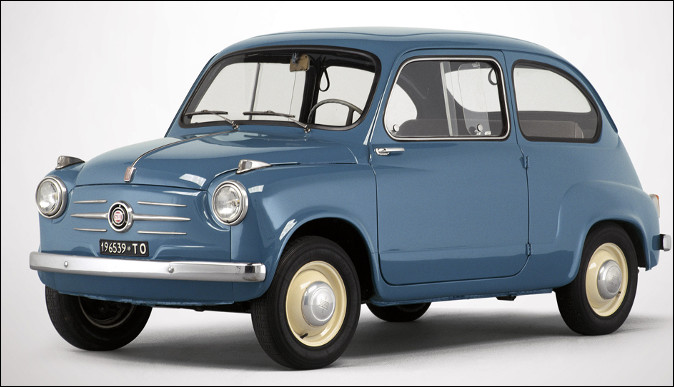 C'est une Fiat 500.