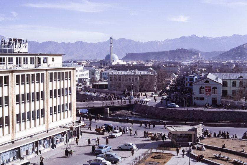 Histoire de l'Afghanistan
