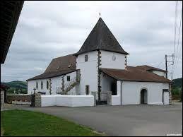 Nous partons dans le Pays Basque, à Ilharre. Nous serons dans le département ...