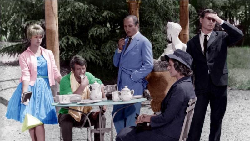 Ce film de Chabrol lui donne son premier rôle vedette en 1959 : il est Laszlo Kovacs dans la maison de la famille Marcoux. C'est ...